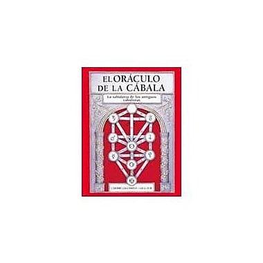 El Oraculo De La Cabala (Tabla de Esmeralda) (Spanish Edition), New Book (9788441415126)