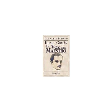 Voz del Maestro, La (Spanish Edition), New Book (9789507396632)