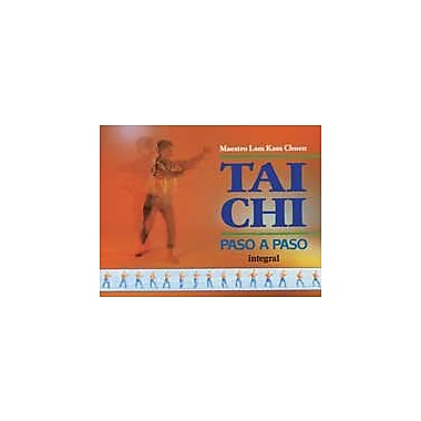 Tai Chi Paso a Paso (Spanish Edition), Used Book (9788479010973)
