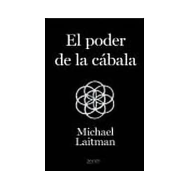 El Poder De La Cabala / The Power of Kabbalah (Spanish Edition), New Book (9788408063452)