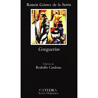 Greguerias, New Book (9788437602127)