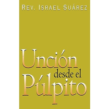 Unción desde el pulpito (Spanish Edition), New Book (9788476457511)