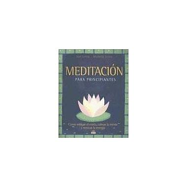 Meditación para principiantes, Used Book (9788495456366)