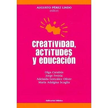 Creatividad, Actitudes y Educacion (Spanish Edition), Used Book (9789507864339)