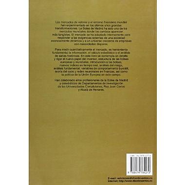 Bolsa y Estadistica Bursatil (Spanish Edition) (9788479784270)