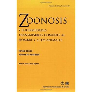 Zoonosis y enfermedades transmisibles comunes al hombre y a los animales, 3a edición. Vol. III, Used Book (9789275319932)