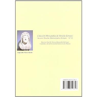 REgimen jurídico de las Fundaciones en Derecho Romano (Spanish Edition), Used Book (9788497729857)