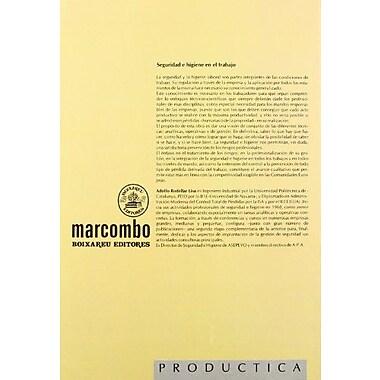 Seguridad e higiene en el trabajo (Spanish Edition) (9788426707116)