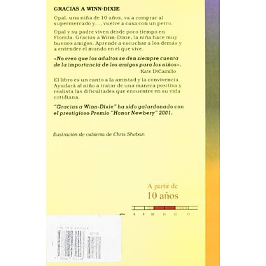 Gracias a Winn-dixie / Because of Winn-Dixie (Spanish Edition) (9788427932548)