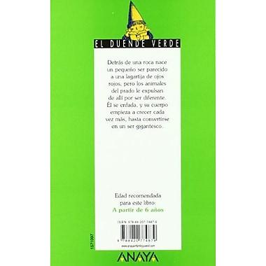 No Eres Una Lagartija/ Your not a Little lizard (El Duende Verde / the Green Elf) (Spanish Edition), Used Book (9788420774879)