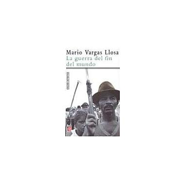 La Guerra Del Fin del Mundo (Spanish Edition), New Book (9788466310680)