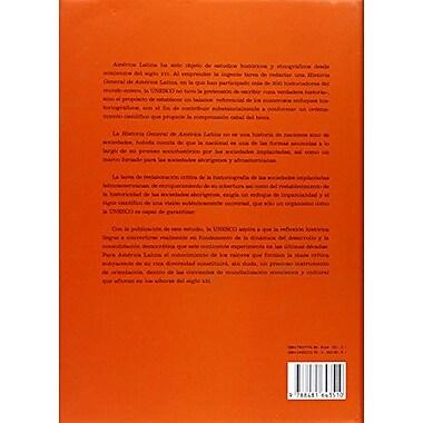 Historia General de America Latina, Vol. 1. Las sociedades originarias (Spanish Edition) (9788481643510)