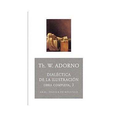 Dialectica De La Ilustracion/ Dialect of the Illustration (Spanish Edition), New Book (9788446016779)