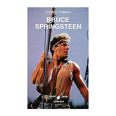 Bruce Springsteen (Spanish Edition), Used Book (9788437612256)
