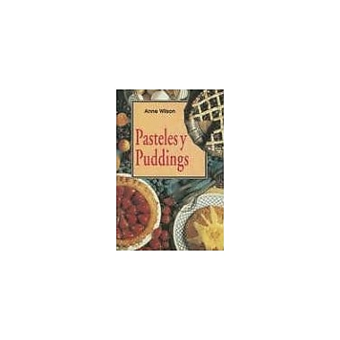 Pasteles y Puddings / Sweet Pies and Puddings (Spanish Edition), New Book (9788496048928)