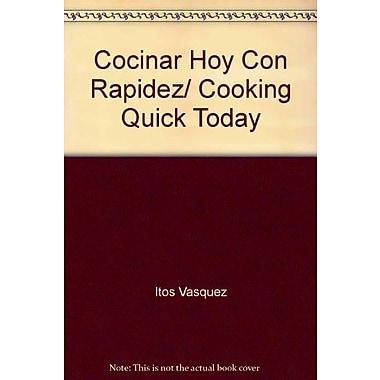 Cocinar hoy...Con rapidez, New Book (9788449414879)
