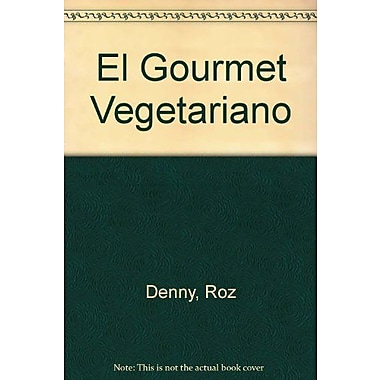 El Gourmet Vegetariano, Used Book (9788482380575)