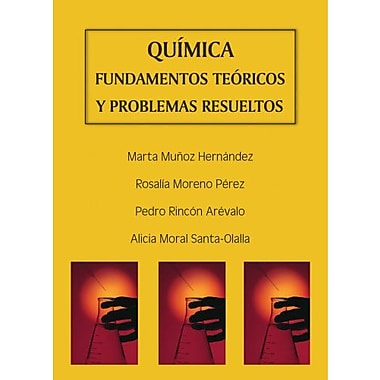 QUIMICA FUNDAMENTOS TEORICOS (Spanish Edition), Used Book (9788496486430)