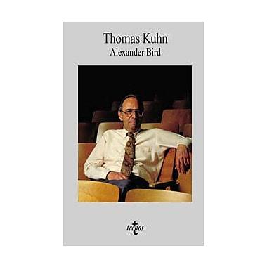 Thomas Kuhn (Spanish Edition), Used Book (9788430938940)