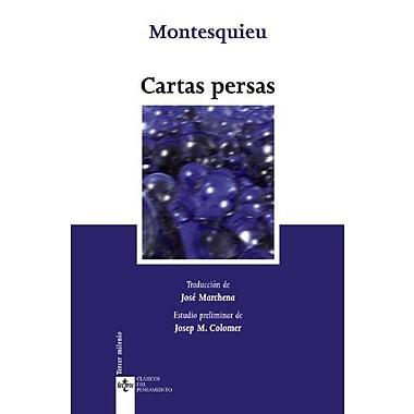 Cartas persas (Clasicos Del Pensamiento) (Spanish Edition), Used Book (9788430948550)