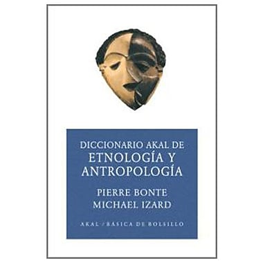 Diccionario De Etnologia Y Antropologia/ Dictionary of Etnology and Anthropology(Basica De Bolsillo)(, Used Book (9788446012597)