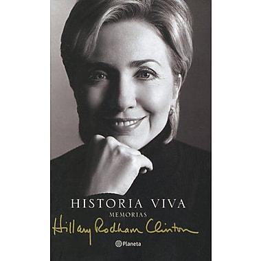 Historia Viva (Spanish Edition), New Book (9788408049326)