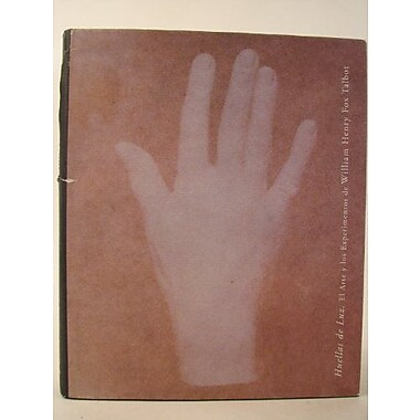 William Henry Fox Talbot: Traces Of Light (Spanish Edition), Used Book (9788480269896)