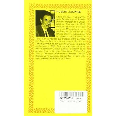 Firmezas de Isabel, Las (Clasicos Castalia) (Spanish Edition), Used Book (9788470394355)