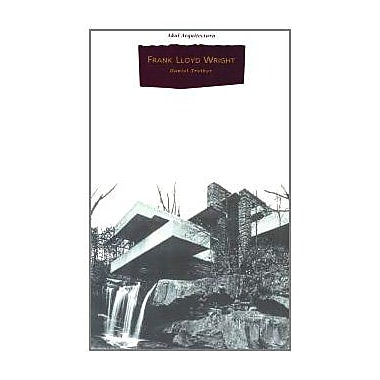 Frank Lloyd Wright (Spanish Edition), New Book (9788446006299)