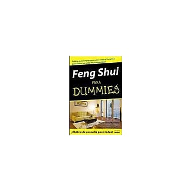 FENG SHUI PARA DUMMIES (Spanish Edition), New Book (9789584511843)