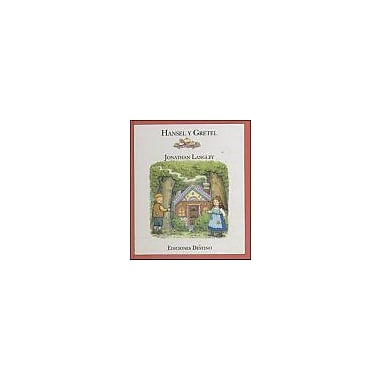 Hansel and Gretel Nursery Pop-Up Book (9788423327232)