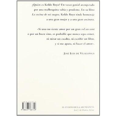 La cocina de mi suegra, New Book (9788497163729)