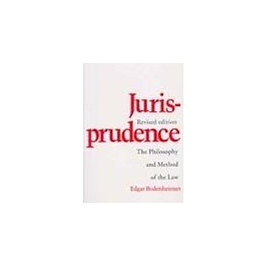 Jurisprudence: The Philosophy and Method of Law (9788175342194)