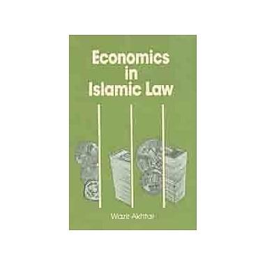 Economics in Islamic Law (9788171511419)