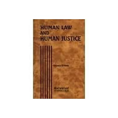 Human Law and Human Justice, Used Book (9788175343740)