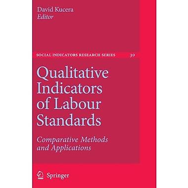 Qualitative Indicators of Labour Standards: Comparative Methods and Applications(Social Indicators Re (9789048173075)