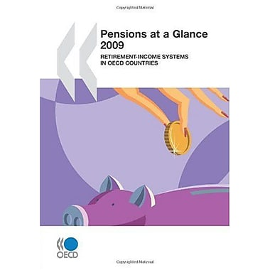 Pensions at a Glance 2009: Retirement-Income Systems in OECD Countries, Used Book (9789264060715)