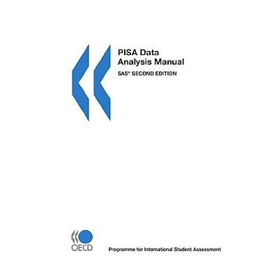 PISA PISA Data Analysis Manual: SAS, Second Edition, Used Book (9789264056244)