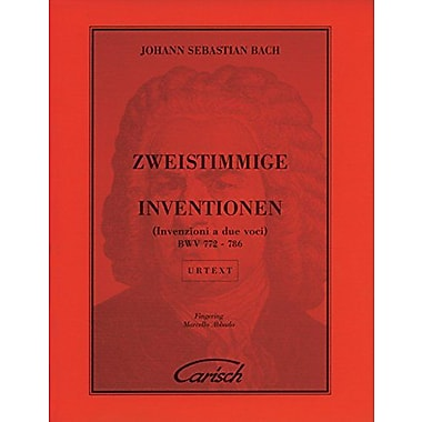 J.S. Bach / Inventionen, Used Book (9788882915582)