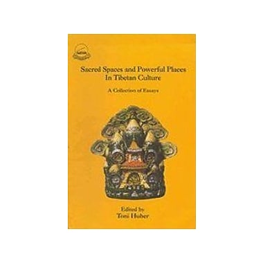 Sacred Spaces and Powerful Places in Tibetan Culture A Collection of Essays, New Book (9788186470220)