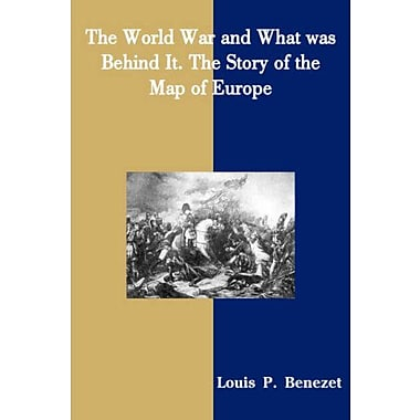 The World War and What was Behind It, New Book (9788184560039)