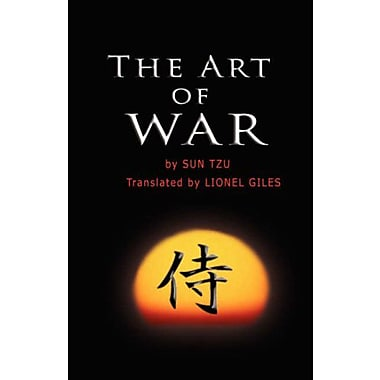 The Art of War by Sun Tzu (English and Mandarin Chinese Edition), New Book (9789568351953)