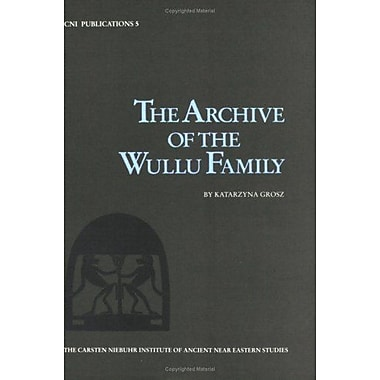 Archive of Wullu Family (CNI Publications) (9788772890401)