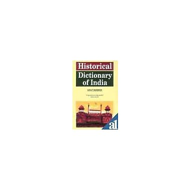 Historical Dictionary of India, Used Book (9788170943099)