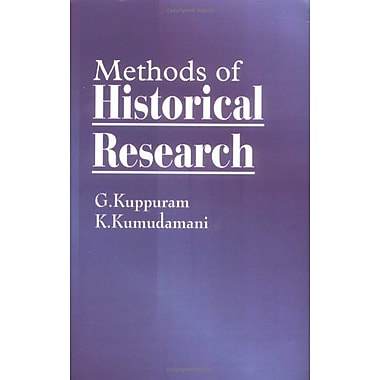 Methods of Historical Research, New Book (9788175741195)