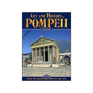 Art and History of Pompeii (Bonechi Art and History Series) (9788870094541)