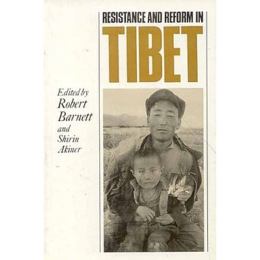 Resistance and Reform in Tibet, New Book (9788120813717)