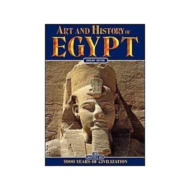 Art and History of Egypt, Used Book (9788880290865)