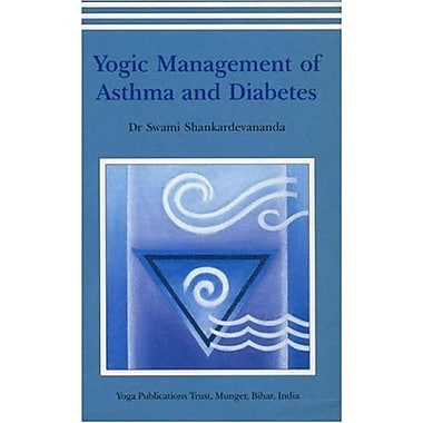 Yogic Management of Asthma and Diabetes, Used Book (9788185787237)