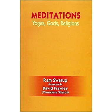 Meditations: Yogas, Gods, Religions, Used Book (9788185990644)
